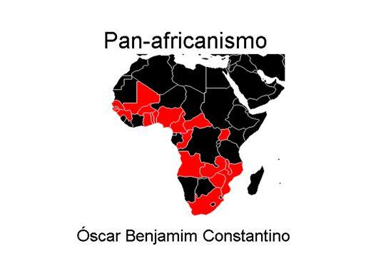 Curso Online de Pan-africanismo