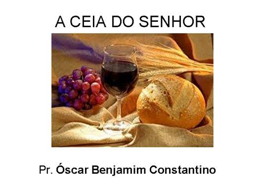 Curso Online de A CEIA DO SENHOR E OUTROS MISTERIOS