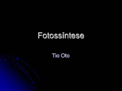 Curso Online de Fotossíntese