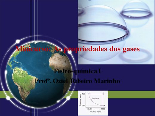 Curso Online de Propriedades dos gases