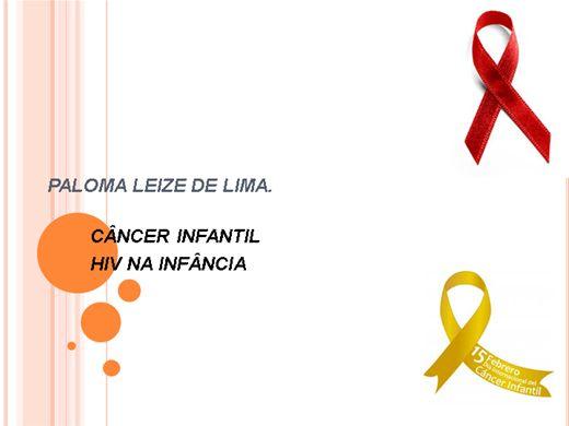 Curso Online de CÂNCER INFANTIL E HIV NA INFÂNCIA