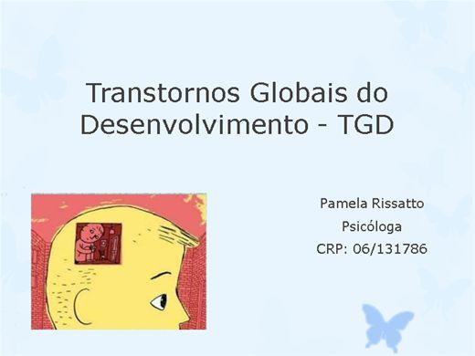 Curso Online de Transtornos Globais do Desenvolvimento - TGD