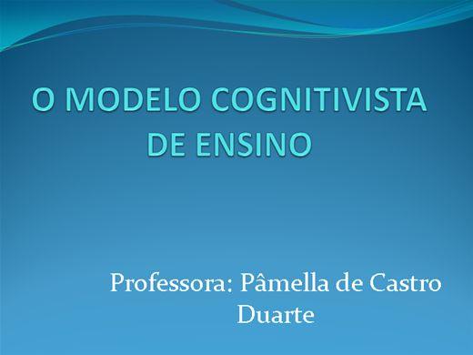 Curso Online de O MODELO COGNITIVISTA DE ENSINO