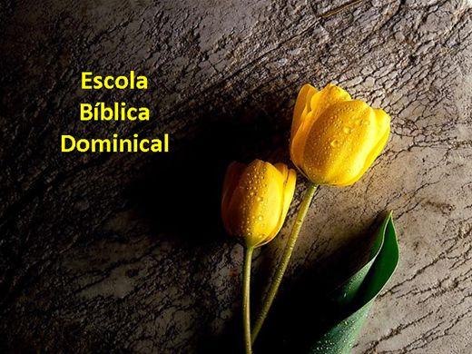 Curso Online de CAPACITAÇÃO DE PROFESSORES DA ESCOLA BÍBLICA
