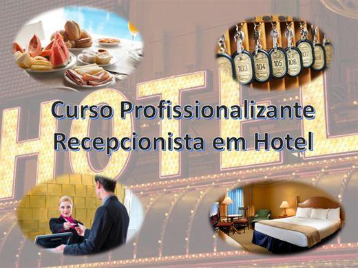 Curso Online de Profissionalizante Recepcionista em Hotel