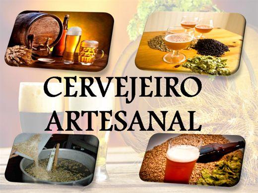 Curso Online de CERVEJEIRO ARTESANAL