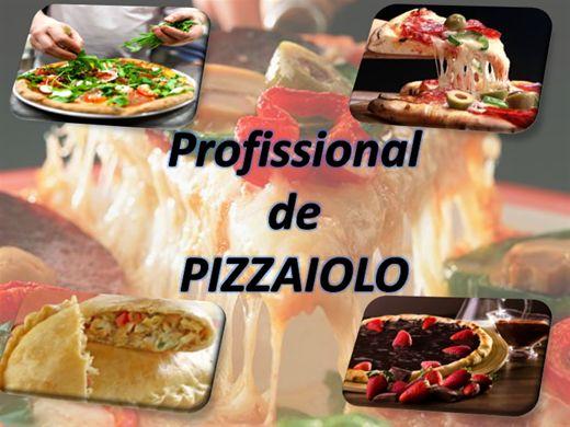 Curso Online de Pizzaiolo e massas