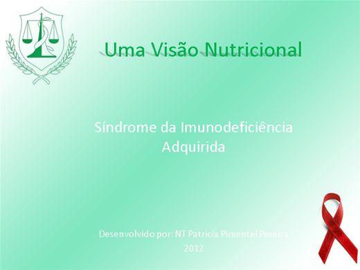 Curso Online de Síndrome da Imunodeficiência Adquirida - Uma visão Nutricional
