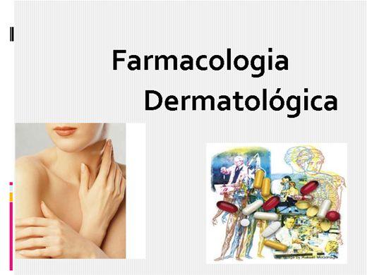 Curso Online de Farmacologia Dermatológica