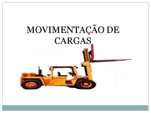 Curso Online de Movimentação de Cargas