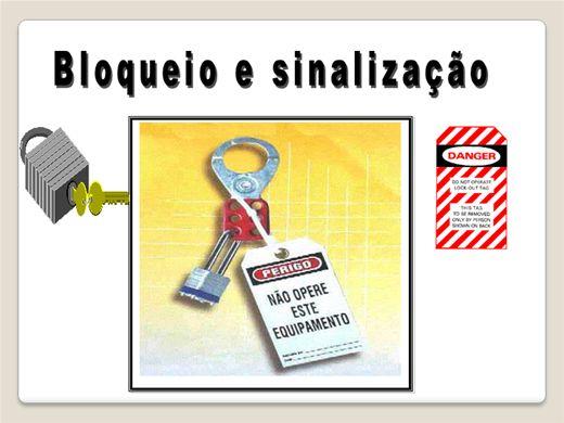 Curso Online de Bloqueio e Sinalização