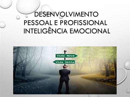 Curso Online de Desenvolvimento Pessoal e Profissional