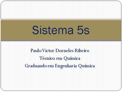 Curso Online de Sistema 5s