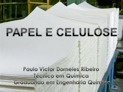 Curso Online de Papel e Celulose