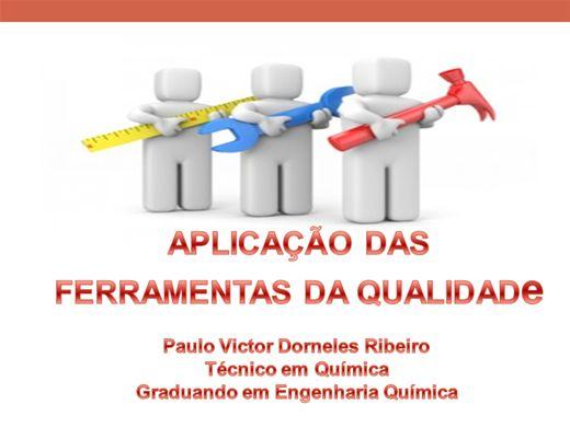 Curso Online de APLICAÇÃO DAS FERRAMENTAS DA QUALIDADE