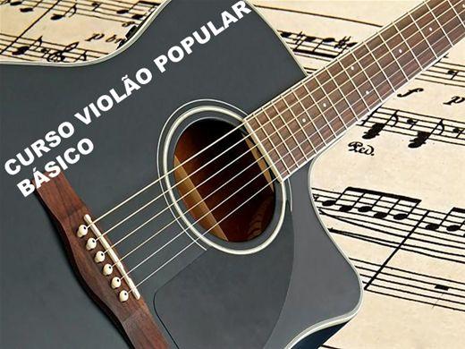 Curso Online de Curso de Violão Popular