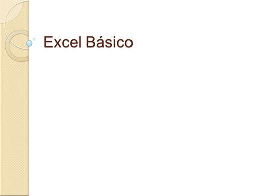 Curso Online de BÁSICO DE EXCEL