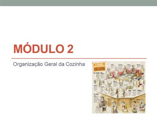 Curso Online de AUXILIAR DE COZINHA NÍVEL 2