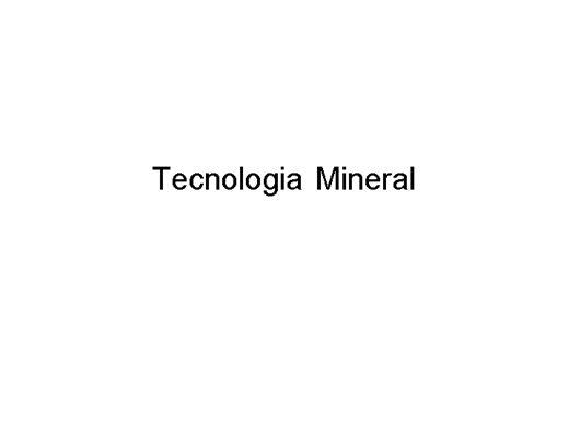 Curso Online de Minerais e tratamentos