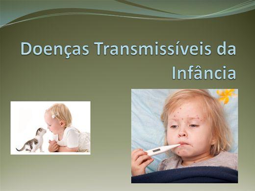 Curso Online de Doenças transmissíveis da infância