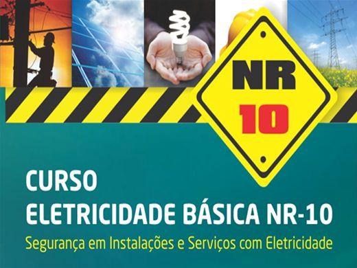 Curso Online de NR-10 SEGURANÇA EM INSTALAÇÕES E SERVIÇOS EM ELETRICIDADE