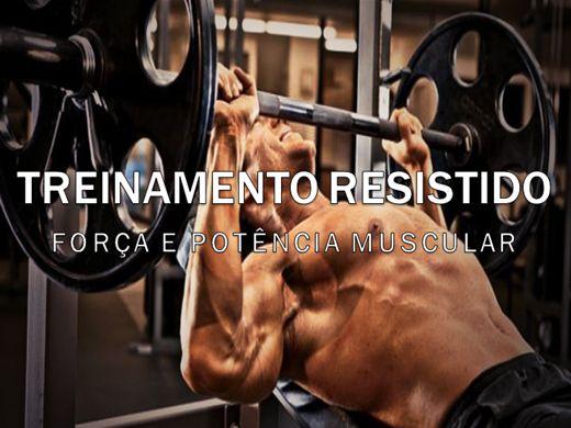 Curso Online de Treinamento Resistido: Força e Potência Muscular