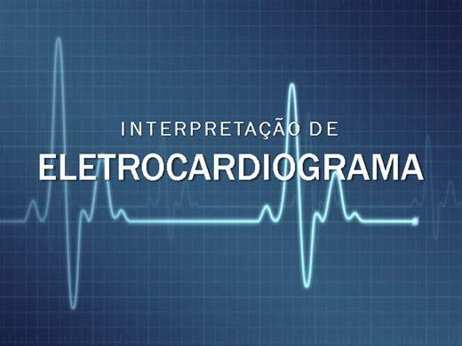 Curso Online de Interpretação de Eletrocardiograma