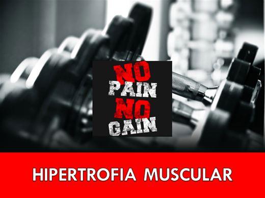 Curso Online de Hipertrofia Muscular: Ganho de Massa Muscular e Força