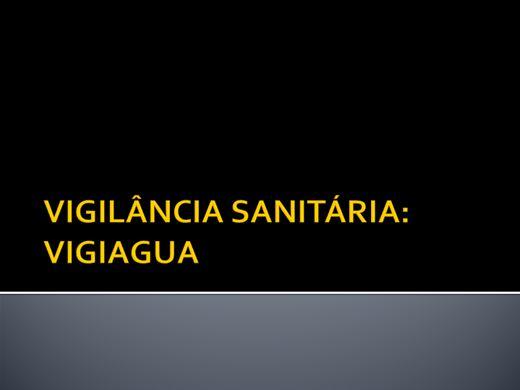 Curso Online de VIGÁGUA