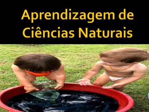 Curso Online de Aprendizagem de Ciências Naturais