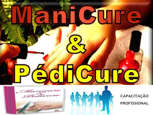 Curso Online de Manicure & Pedicure Avançado 2012