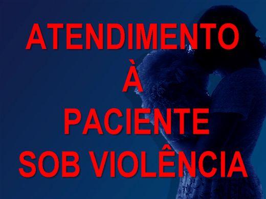 Curso Online de Atendimento à Paciente Sob Violência