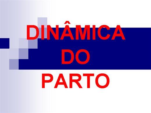 Curso Online de DINÂMICA DO PARTO