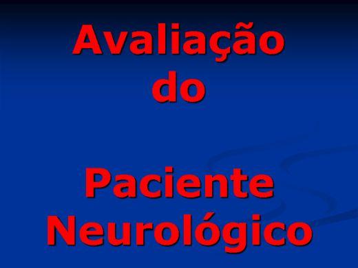 Curso Online de Avaliação do Paciente Neurológico