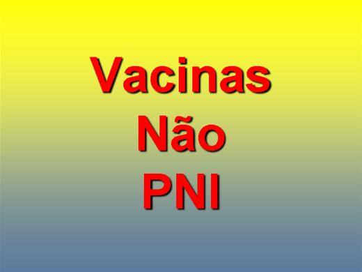 Curso Online de Vacinas Não PNI