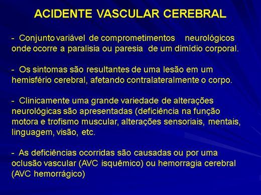 Curso Online de Acidente Vascular Cerebral e Ataxia