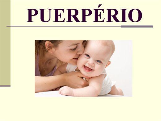 Curso Online de Puerpério