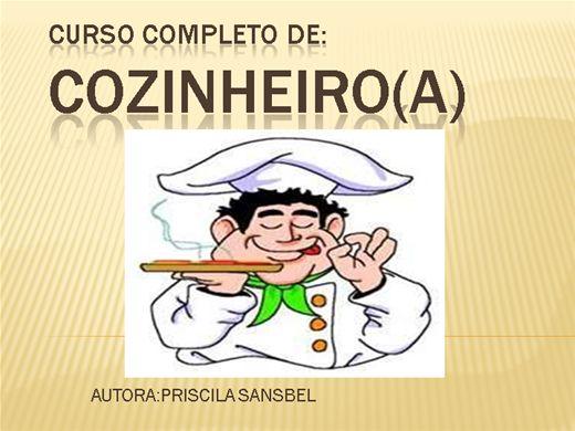 Curso Online de COZINHEIRO(A)