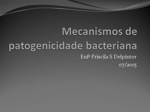 Curso Online de Mecanismos de patogenicidade