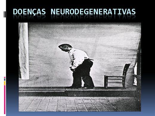 Curso Online de  Doenças neurodegenerativas
