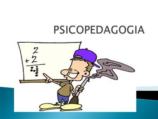 Curso Online de PSICOPEDAGOGIA