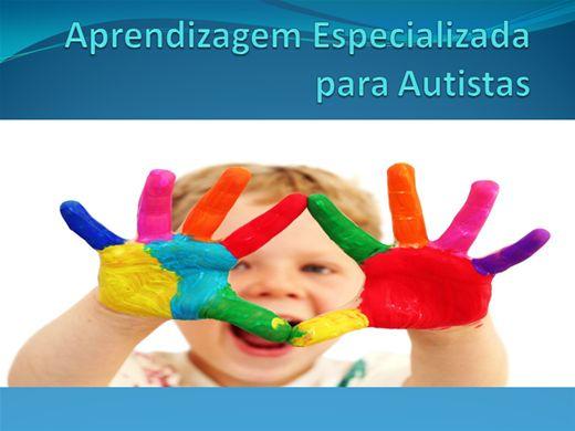 Curso Online de Aprendizagem Especializada para Autistas