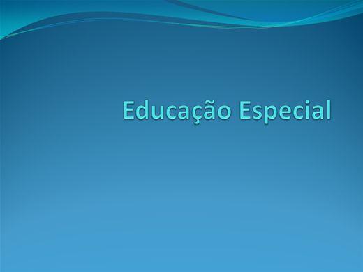 Curso Online de Educação Especial