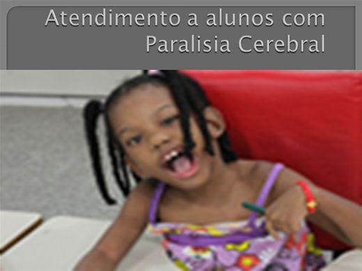 Curso Online de Atendimento a alunos com Paralisia Cerebral