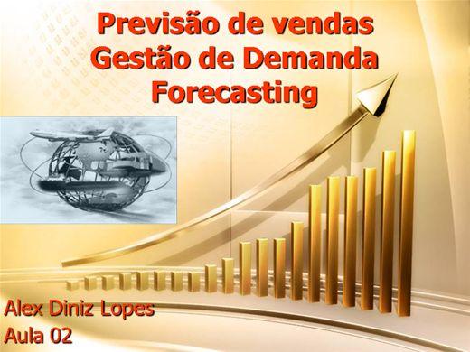 Curso Online de Previsão de Vendas -Forecasting- Módulo II