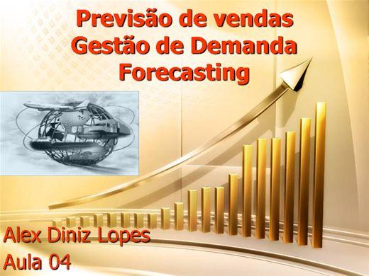 Curso Online de Previsão de Vendas / Forecasting- Módulo IV