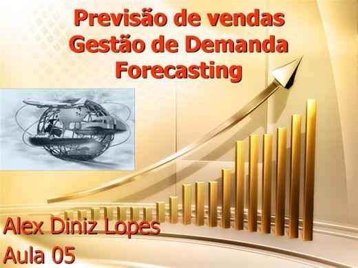 Curso Online de Previsão de Vendas / Forecasting- Módulo V