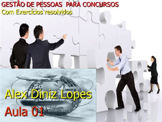 Curso Online de Gestão de Pessoas para CONCURSOS - com exercícios