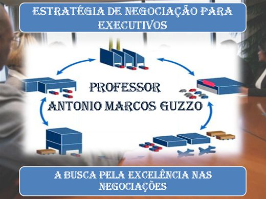 Curso Online de ESTRATÉGIAS E TÉCNICAS DE NEGOCIAÇÃO PARA EXECUTIVOS