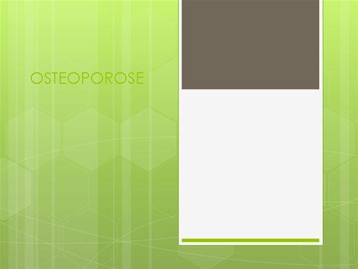 Curso Online de OSTEOPOROSE